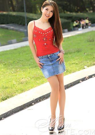 Gorgeous member profiles: member China member Jun